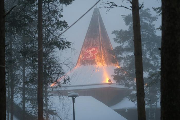 Rovaniemi: Santa ClausVillage